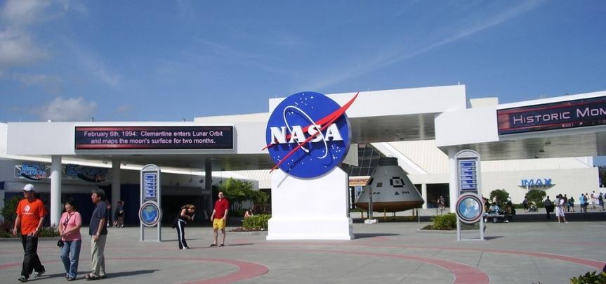 Kennedy Space Center Opens Interactive Moon LandingExhibit